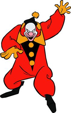 clowns.quenalbertini: Circus clown   Photo, author missis.berina on Yandex