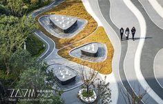 Ideas For Landscape Design Plaza Architecture Landscape Plaza, Landscape And Urbanism, Landscape Elements, Landscape Concept, Landscape Architecture Design, Landscape Lighting, Urban Landscape, Design Plaza, Parque Linear