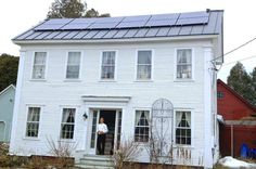 Waterbury embraces solar in bid to be the greenest