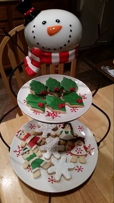Holiday cookies by Luanne