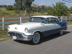 1956 Oldsmobile Holiday Super 88 4dr Hardtop