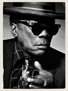 John Lee Hooker | Flickr : partage de photos !