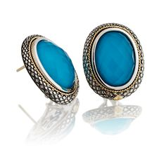The Andrea Candela Collection at #StoreyJewelers in #GonzalesTX! #Turquoise