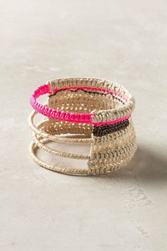 Neon Beam Cuff - Anthropologie.com