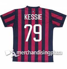 Prezzi e Sconti: Prima #maglia milan ufficiale kessie 79 Calcio  ad Euro 24.90 in #Milan #Calcio