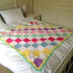 Reader Project: Crochet Blanket - The Crafty Mummy