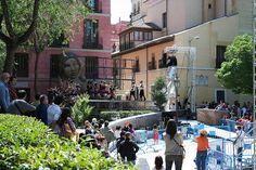 Si visitas Madrid con niños hay planes y visitas alternativos para ir con ellos en el barrio de Malasaña