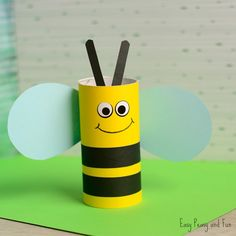 Image result for crafts with toilet paper rolls