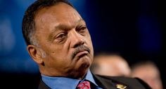 low class Jesse Jackson -  Said he used to SPIT in WHITE PEOPLE's salads when he worked as a waiter. wow