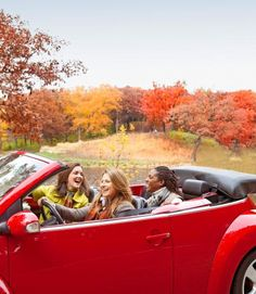 Reminisce, relax, reconnect. Those are the only rules that apply when girlfriends hit the road. This collection of girls-only outings will inspire your next escape with a gal pal or two.