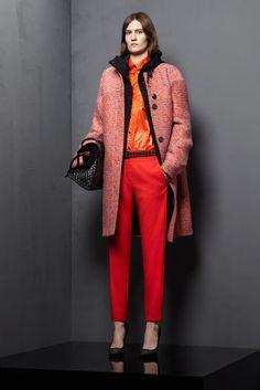 Proenza Schouler Pre-Fall 2012 Fashion Show - Maria Bradley