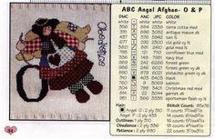 ABC Angel Afghan 25/46