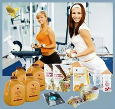 The New  Forever Living Products FIT program's
