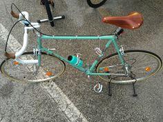 L'eroica la bici che rappresenta la storia bianchi