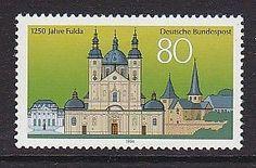 Germany 1824 MNH 1994 Fulda 1250th Anniversary