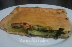 Empanadas, Healthy Snacks, Healthy Recipes, Sicilian Recipes, Pizza Party, Sandwiches, Mediterranean Recipes, Pizza Dough, Quiche