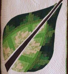 Zen - 2013 részlet.  Art quilt by Éva Kacsuk (Hungary).  See her board at: https://www.pinterest.com/eviquilt/my-work-munk%C3%A1im/