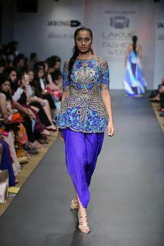 Arpita Mehta - Lakme Fashion Week Mumbai, Summer/Resort 2014
