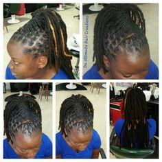 Då Ultimate Hair Creations