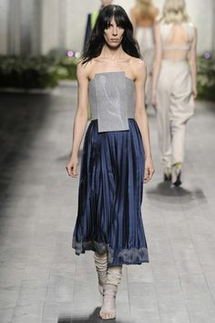 Paris Fashion Week #Vionnet #pfw #fashion invierno  Prêt-à-porter 2014/2015