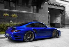 Photograph Porsche 911 turbo .Vorsteiner DT1200R .by Chensan by Chensan on 500px