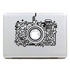 BestClassmates (TM) Retro Camera Apple Mac Decal Skin Sticker Cover for 11 13 15 MacBook Air Pro BestClassmates http://www.amazon.ca/dp/B00I0AXGXA/ref=cm_sw_r_pi_dp_MUUeub17TCP6H