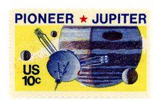 1975, Pioneer Mission to Jupiter, United States