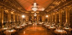 Find The Plaza Hotel New York NY Wedding Venue , one of Best Top Nyc Wedding Venues Hotel Wedding Receptions, New York Wedding Venues, Wedding Reception Seating, Wedding Decor, Uplighting Wedding, Wedding Ideas, Wedding Catering, Wedding Details, New York Galleries