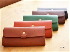 SLOW TOSCANA LONG WALLET