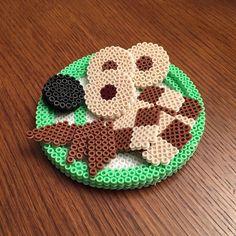 Cookies hama perler beads by mittkungsgarden