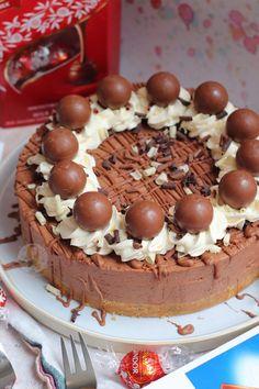 Lindt Chocolate Cheesecake! - Jane's Patisserie