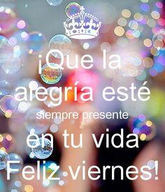 #felizviernes