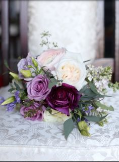Blooms Florist, Shades Of Purple, Our Wedding, Table Decorations, Weddings, Photo And Video, Instagram, Mariage, Wedding