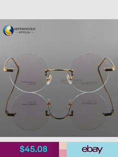 ea9fc818be Vision Care Eyeglass Frames  ebay  Health   Beauty