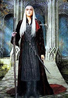 Thranduil, Legolas, Mirkwood Elves, Fanart, Celtic Mythology, King Of My Heart, Gods And Goddesses, The Elf, Middle Earth
