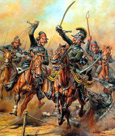 1812 08 08 Molevo Boloto Württemberg, 3 Chasseurs a Cheval Herzog Louis- Anatoly Telenik