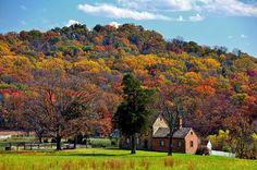 Bushman Farm at Gettysburg PA Photo Art by Dave Sandt Battle Of Antietam, Gettysburg National Military Park, Gettysburg Pennsylvania, Gettysburg Battlefield, American Civil War, American History, Washington Dc Travel, Civil War Photos, Most Haunted