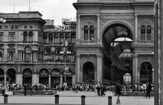 train station in Milano - Italy