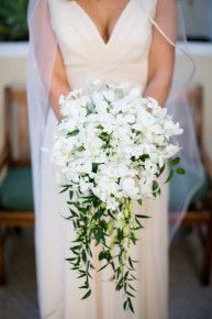 Wedding Bouquet | Estancia Wedding | La Jolla Wedding | San Diego Wedding Photography | Black Tie Wedding | Jessica Van of France Photographers