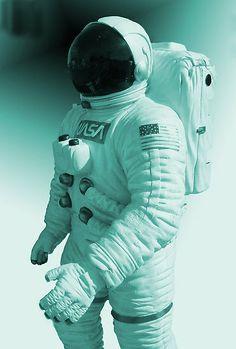 Astronaut by Alex Hardie