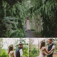 first look in the woods
