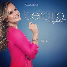Feliz com esta campanha. Tudo lindo!!! @beirarioconforto❤️❤️❤️#beirarioconforto #eliana