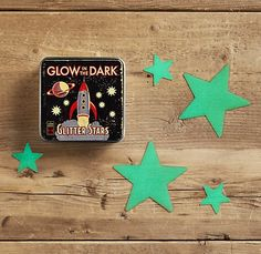glow in the dark ceiling stars