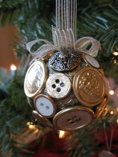 These baubles will look great on a christmas tree. Will deffo give these a try!