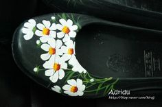 Sunglasses Case, Blog, Painting, Shoes, Folk Art, Ideas, Zapatos, Shoes Outlet, Popular Art