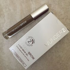 Winder Brow Used once. Too dark for me. Wunder Brow Makeup Eyebrow Filler