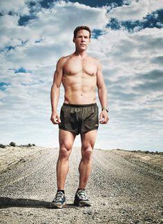 dean karnazes   (age 50 ) August 23, 1962,   Ultramarathon Man