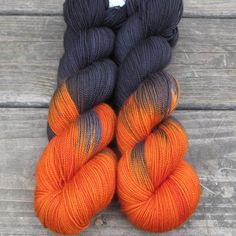 Pumpkin Apocalypse - Yummy 2-Ply - PRE-ORDER | Miss Babs Hand-Dyed Yarns & Fibers, Inc.