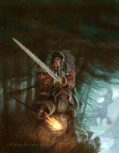 William O'Connor Studios: Midgard Tales