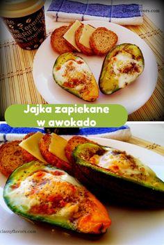 #baked #eggs#breakfast#sniadanie Szybkie, smaczne, zdrowe i wegetarianskie śniadanie. #Jajka zapiekane w #awokado